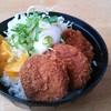 ぶなの木 - 料理写真:新潟名物 タレカツ丼
