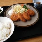 ぶなの木 - ヒレカツ定食