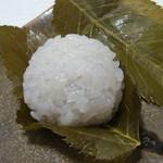 鈴懸 - 桜餅(184円)