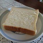 高級「生」食パン 乃が美 - 焼かずに食べるのがお勧め