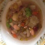 ボーシュマン - 野菜スープ