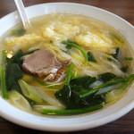 興華 - 海老ワンタン麺