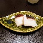 梅乃寿司 - たこ