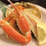 日本料理 松江 和らく - 蟹