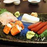 梅乃寿司 - はたの昆布〆、