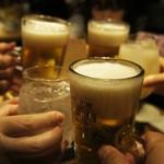 焼肉居酒屋 マルウシミート - 乾杯