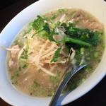 タイ ベトナム料理 GreeN - フォーボー(800円)2016年3月
