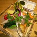 信州松本ヒカリヤ - 長野県産オーガニック野菜と ディップ❤ヾ(*≧∀≦)ノ゙