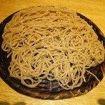 信州松本ヒカリヤ - 盛り蕎麦❤ヽ(●´ε`●)ノ