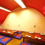 韓杯房 プルダ - 2階は12名様以上で貸切のプライベート空間