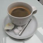 マーサーカフェテラスハウス - コーヒー