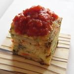 48303296 - ランチについてきた三浦野菜ケークサレ