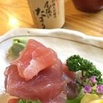 東岡崎 明月 - 那智勝浦脇口水産海桜鮪