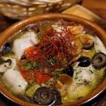 48305908 - 牡蠣のアヒージョ