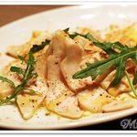 ブチキャスケット - 鶏ハムチリペッパー