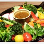 ブチキャスケット - 旬野菜の鉄板焼きバーニャ