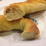 メゾン・カイザー・ショップ - 3種類のチーズパン