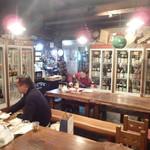 日本酒バル わらべ - 内観写真: