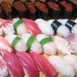 すしまる - 料理写真:松寿司