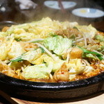 食べ酔う南 - 料理写真:石焼ホルモン・・絶品。