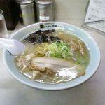 ラーメン寳龍 - 塩ラーメン(野菜抜き、771円)