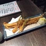 具魯烏葡 - 穴子の天ぷら