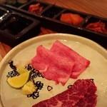 肉家 桜真 - 「2016.03」
