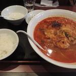 48311869 - ランチの北京チャンポン定食