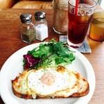 ウエストウッドベーカーズ - H28.3  良い感じの朝食♡