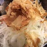 牡蠣とシャンパン 牡蠣ベロ - オニオンスライス