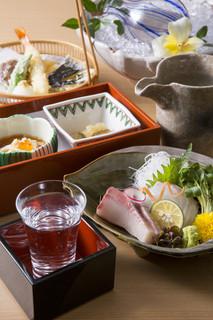 日本料理 瀬戸内 - 酒肴セット