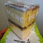 ベイクドマジック - チーズケーキラスク