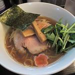 48321322 - 「煮干しラーメン」730円(                       2016年02月)