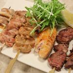 とりの館 - 料理写真: