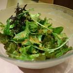 板長バル - ☆Makingサラダの葉野菜系(^O^)☆