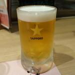 板長バル - ☆生ビールはこちら(^^ゞ☆