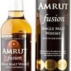 アムルット フュージョンシングルモルト/Amrut Fusion Single Malt(インド産)