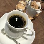 椿サロン - ホットコーヒー