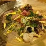 Bacci - 鮮魚のカルパッチョ