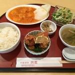 chuugokushuboukoukei - ファミリーランチ(800円)