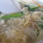 林商 - 野菜スープ。