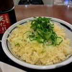 丸亀製麺 - 貧乏丼