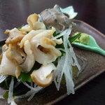 新島水産 - ☆ニシ貝もとっても美味しいです♪☆