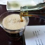 新島水産 - ☆コーラでシュワワァ~乾杯です☆