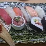 48330981 - 寿司ランチの寿司