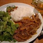 Wine Dining グジェール - 月曜ランチ(横浜ポークテリヤキポテトあえ)(11)