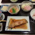 湯人家 - 料理写真:夕食の膳