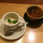 克祐 - 紅茶のプリン お茶