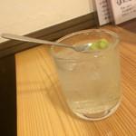 克祐 - わさび柚子ソーダ
