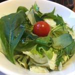 グルメカフェ六甲 - Setのサラダ
